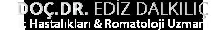 Doç.Dr Ediz Dalkılıç || İç Hastalıkları & Romatoloji Uzmanı